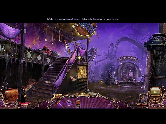 mystery case files: fate's carnival collector's edition screenshots 2