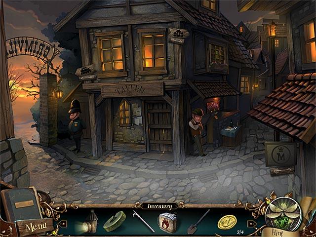 grimville: the gift of darkness screenshots 1