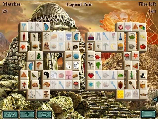 space mahjong screenshots 3