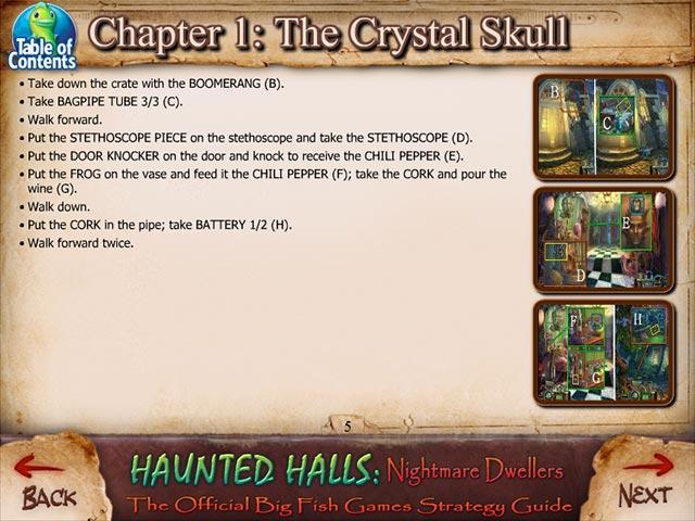 haunted halls: nightmare dwellers strategy guide screenshots 1