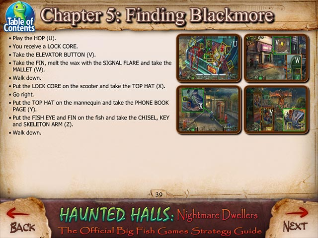 haunted halls: nightmare dwellers strategy guide screenshots 3