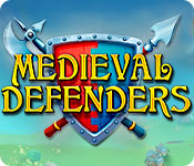 Medieval Defenders game feature image