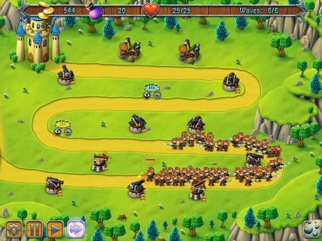 medieval defenders screenshots 1