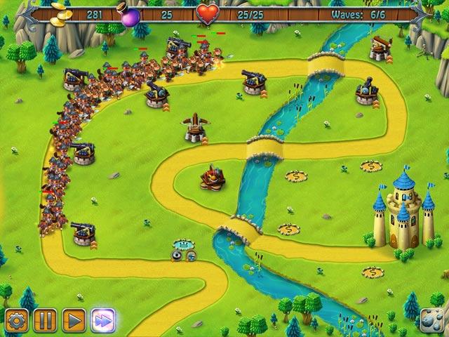 medieval defenders screenshots 2