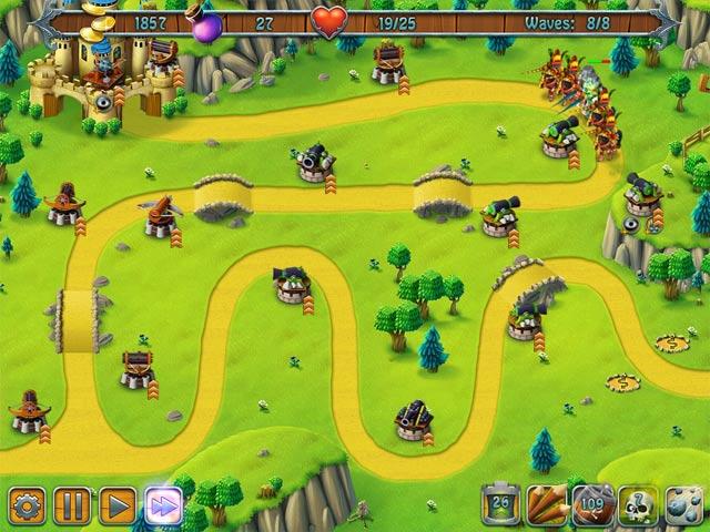 medieval defenders screenshots 3