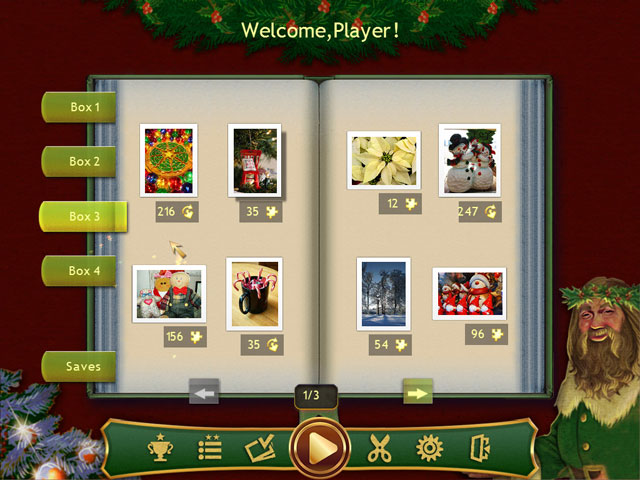 holiday jigsaw christmas screenshots 2