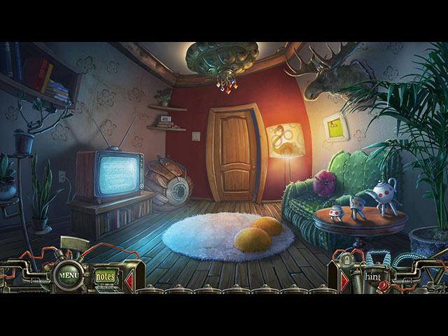 haunted halls: nightmare dwellers screenshots 1