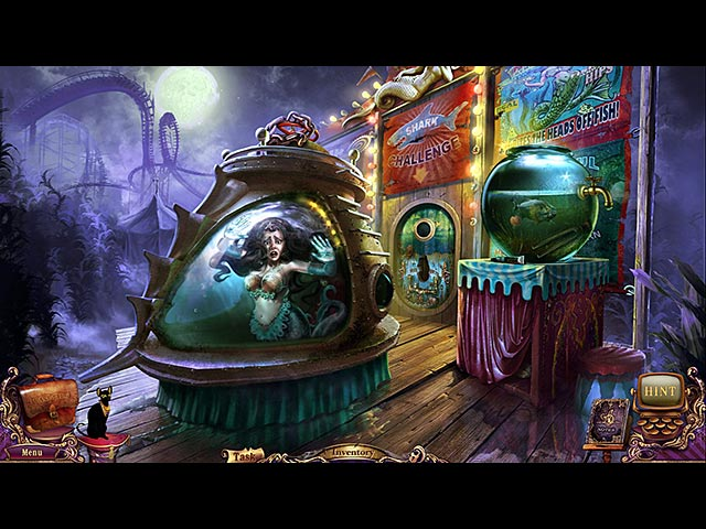 mystery case files: fate's carnival screenshots 2