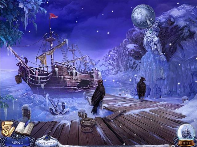 secret trails: frozen heart screenshots 2