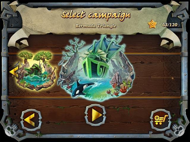 fort defenders: seven seas screenshots 2