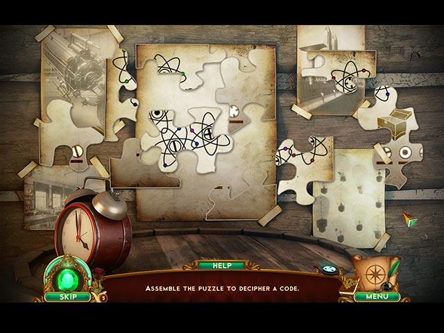 the emerald maiden: symphony of dreams screenshots 3