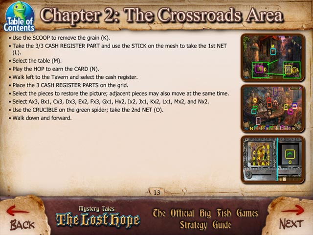 mystery tales: the lost hope strategy guide screenshots 3