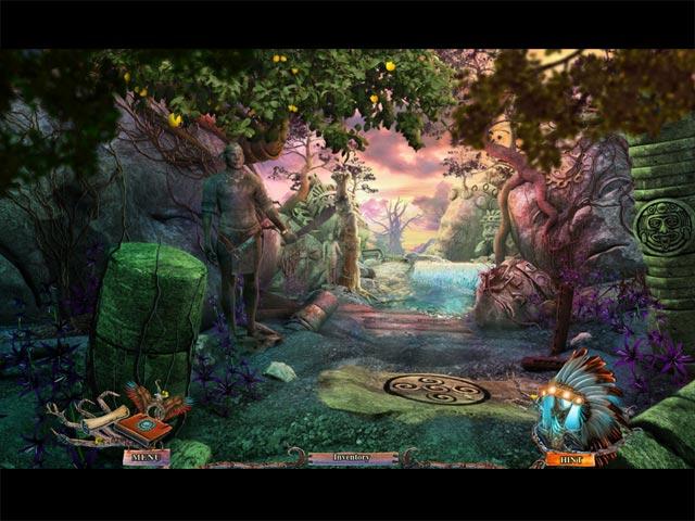 myths of the world: spirit wolf screenshots 1
