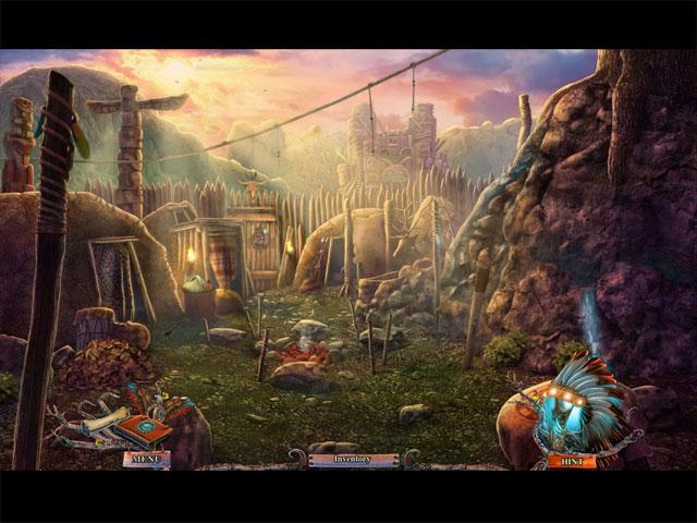 myths of the world: spirit wolf screenshots 3