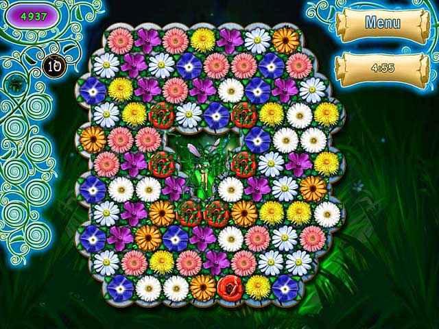flowers story: fairy quest screenshots 1