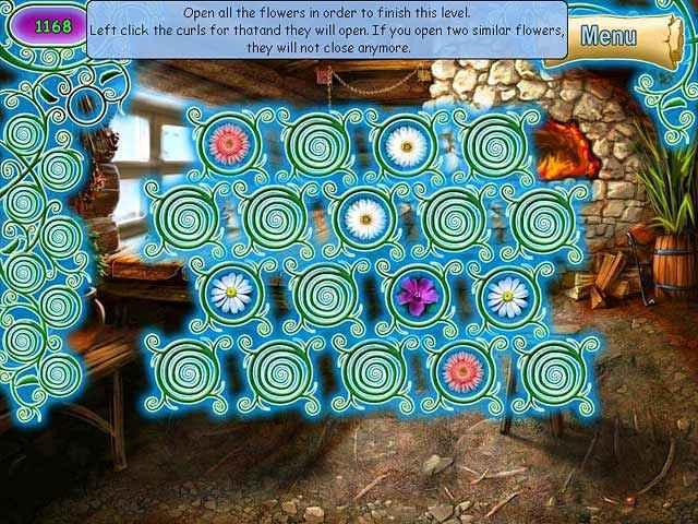 flowers story: fairy quest screenshots 2