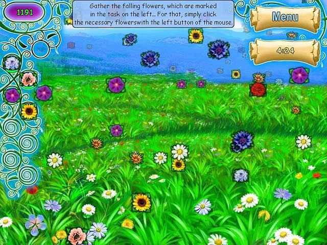 flowers story: fairy quest screenshots 3