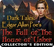 Dark Tales: Edgar Allan Poe's The Fall of the House of Usher Collector's Edition game feature image