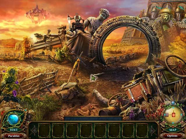 dark parables: jack and the sky kingdom screenshots 2