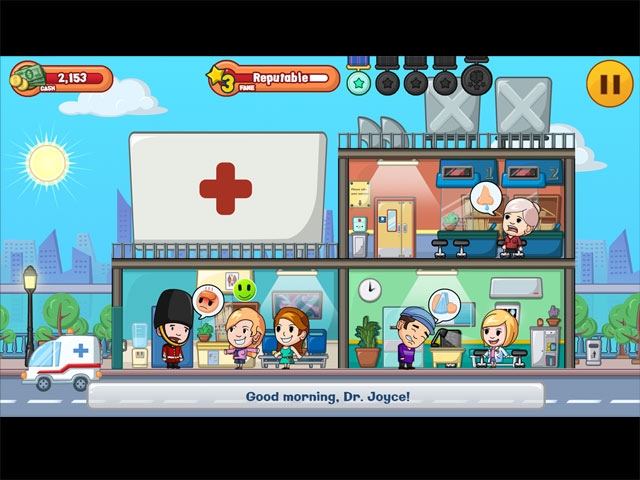 doctor life: be a doctor! screenshots 1
