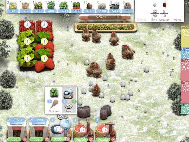 farm fables: strategy enhanced screenshots 1