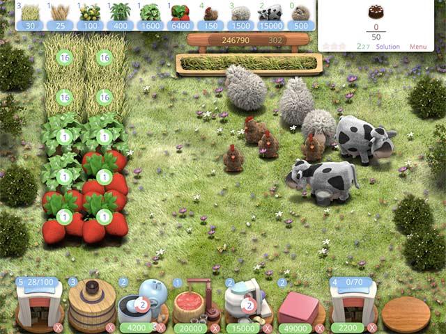 farm fables: strategy enhanced screenshots 2
