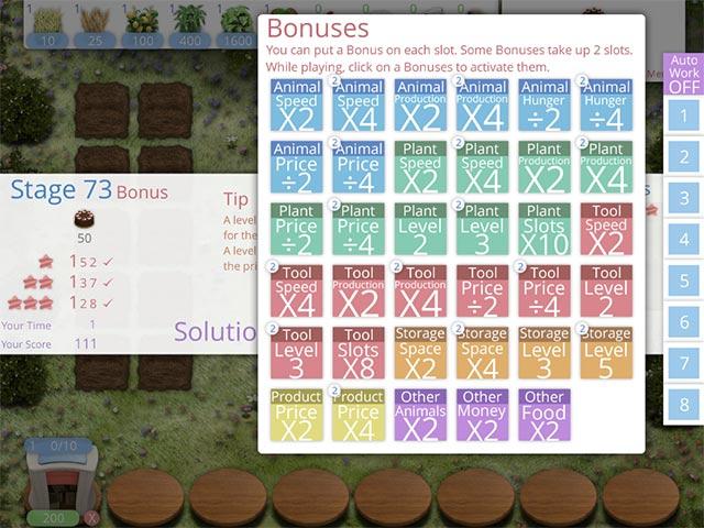 farm fables: strategy enhanced screenshots 3
