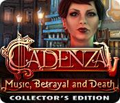 cadenza: music, betrayal and death collector's edition