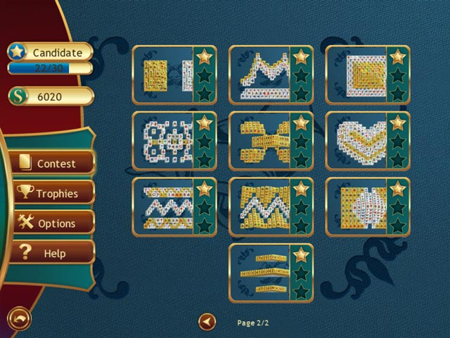 mahjong world contest 2 screenshots 2