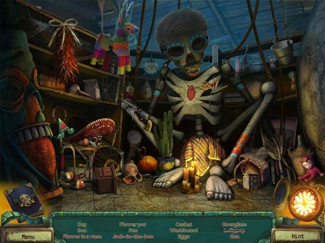 mexicana: deadly holiday screenshots 1