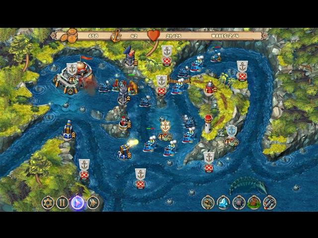 iron sea defenders screenshots 1
