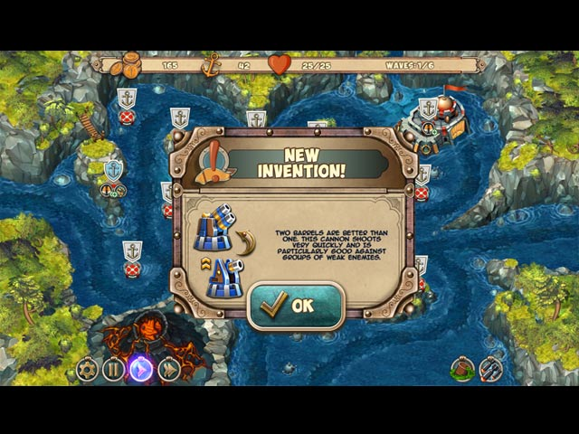 iron sea defenders screenshots 2