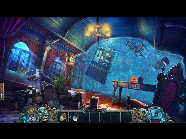 fear for sale: phantom tide screenshots 2