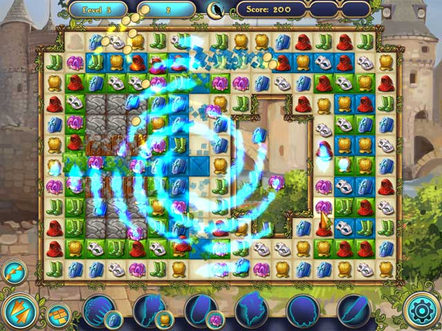 magic heroes: save our park screenshots 1