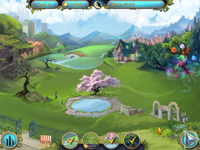 magic heroes: save our park screenshots 2