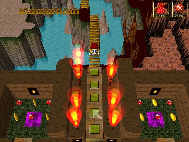 wonderland adventures: planet of the z-bots screenshots 2