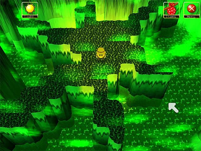 wonderland adventures: planet of the z-bots screenshots 3