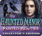 Haunted Manor: Painted Beauties Collector's Edition game feature image