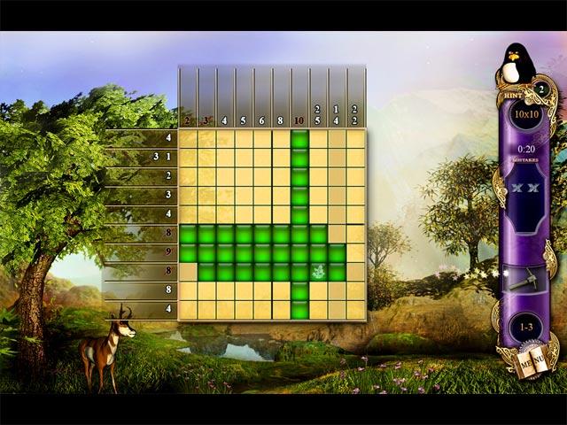 fantasy mosaics screenshots 1