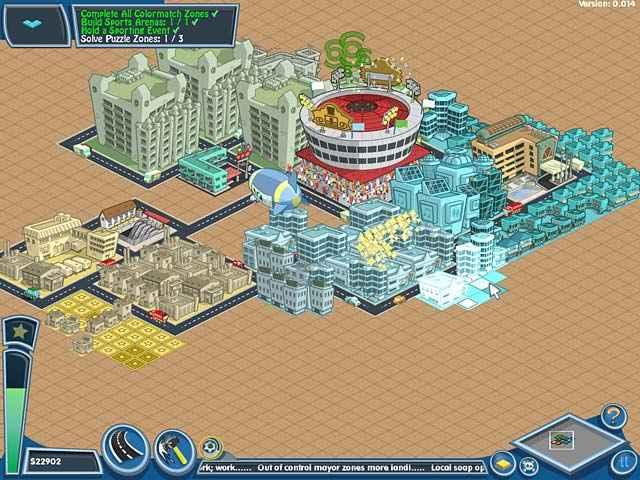 the sims carnival snapcity screenshots 1