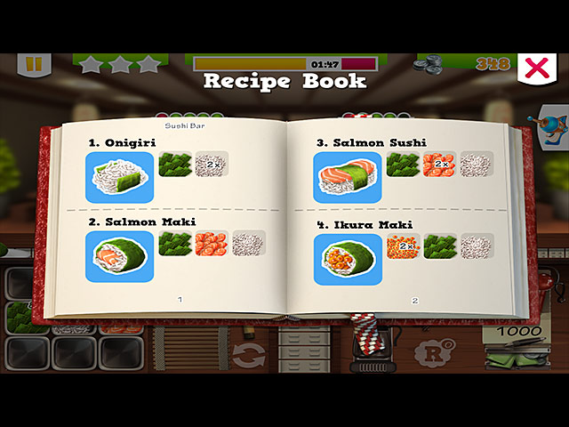 youda sushi chef 2 screenshots 2