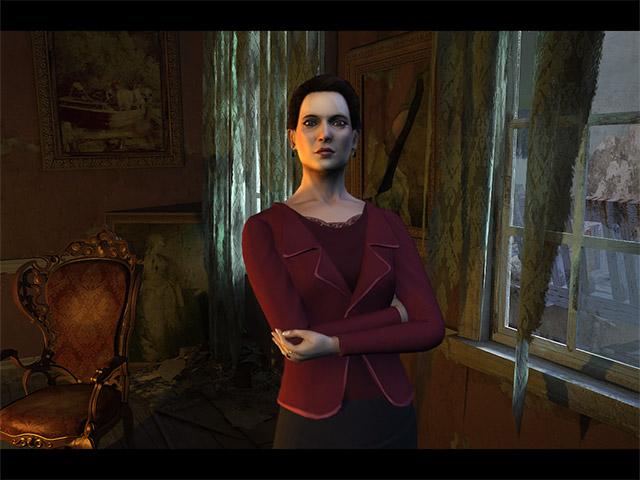 nancy drew: ghost of thornton hall screenshots 2
