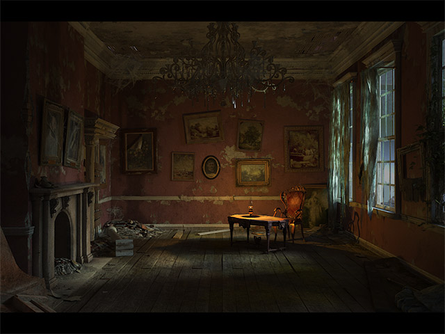 nancy drew: ghost of thornton hall screenshots 3
