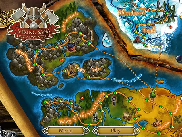 viking saga: epic adventure screenshots 1