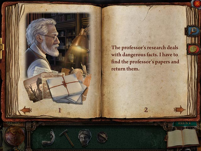 lost souls: timeless fables screenshots 1