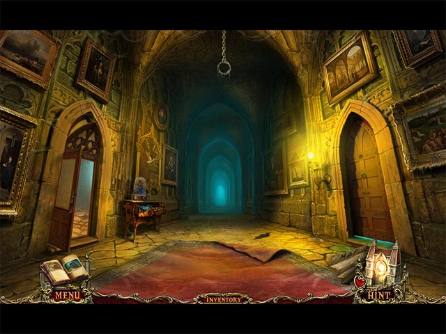 tales of terror: house on the hill screenshots 2