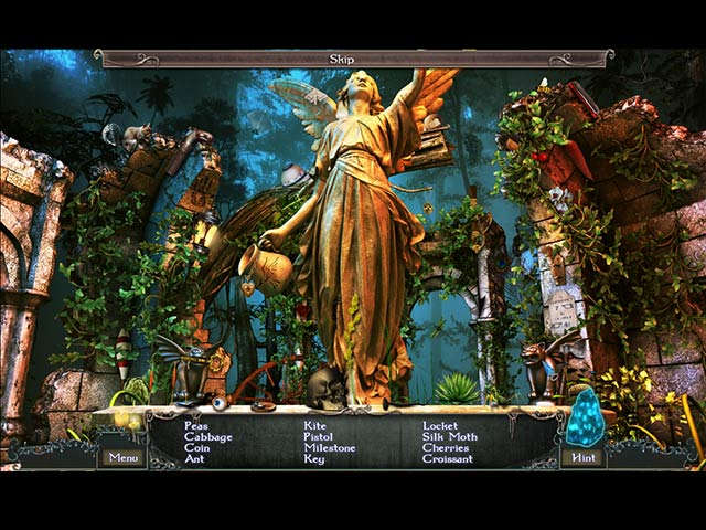 mysteries of neverville: the runestone of light screenshots 1