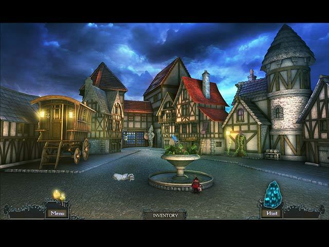 mysteries of neverville: the runestone of light screenshots 2