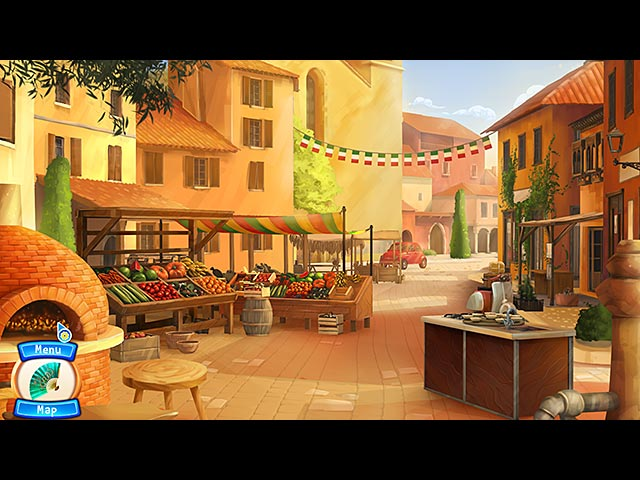 gourmet chef challenge: around the world screenshots 6