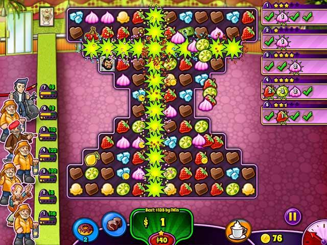 sweet shop rush screenshots 1